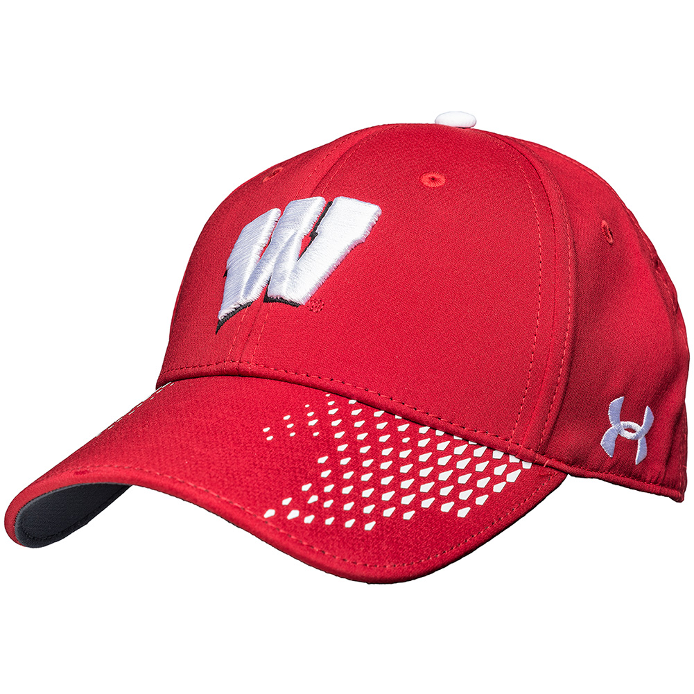b3b2e9474cf ... best price under armour classic fit wisconsin hat red thumbnail 7f90f  efd7a