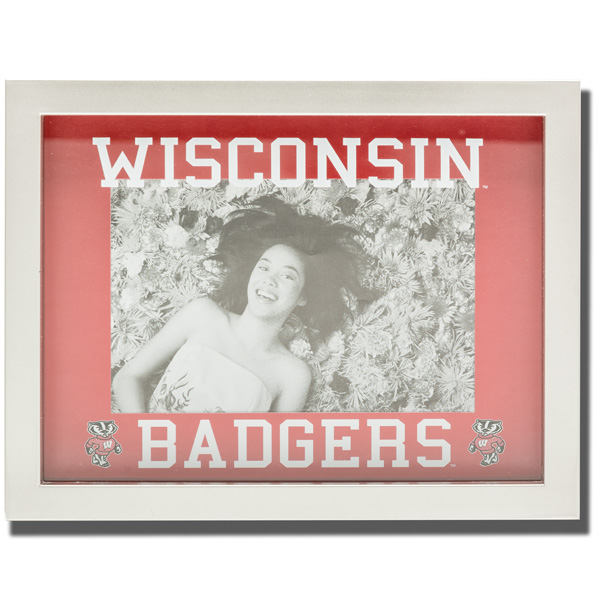 UW Alumni Store-Neil Enterprises, Inc. Wisconsin Shadow Box Frame ...
