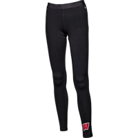 Champion Women's Wisconsin Leggings (Black)