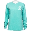 Cover Image for Blue 84 Women's Wisconsin Long Sleeve (Seafoam)*