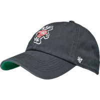 Image For '47 Brand Fitted Bucky Badger Hat (Black) *