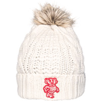 Image For '47 Brand Women's Bucky Knit Hat (Cream)