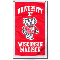 Image For Collegiate Pacific Wisconsin Badgers Banner