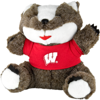 "Image For MCM Group Inc. Bucky Badger (6"")"