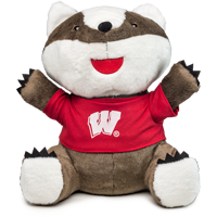 "Image For MCM Group Inc. Bucky Badger (20"")"