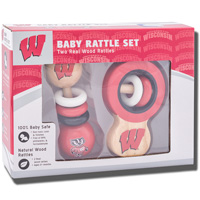 Image For Masterpieces Puzzle Co. Wisconsin Rattle Set