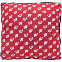 Image For League Wisconsin Badgers Motion W Pillow
