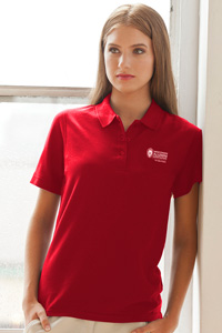 Image For Promoversity Women's Chapter Polo (Red)