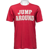 Image For '47 Brand Jump Around T-Shirt (Red)