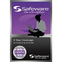 Image For Safeware Purple Protection Plan Up To $1000