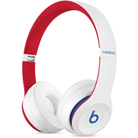 Image For Beats Solo3 Wireless Headphones - Club White