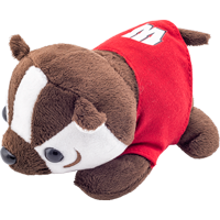 Image For Mascot Factory Chublet Badger Stuffed Animal