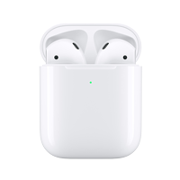 Image For Apple AirPods with Wireless Charging Case (2nd Gen)