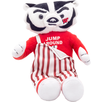 Image For Mascot Factory #GameDay Bucky Plush