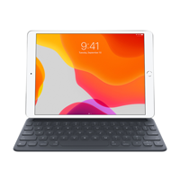 Image For Apple Smart Keyboard for iPad 7th Gen. and iPad Air 3rd Gen