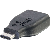 Image for Cables 2 Go USB-C 3.1 Male to USB-A Female Adapter