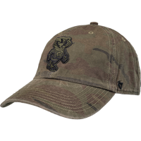 Image For '47 Brand Bucky Badger Operation Hat Trick Hat (Camo) *