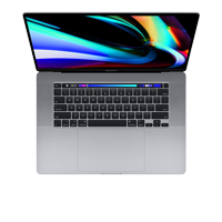 "Image For MacBook Pro 16"" 2.6GHz i7 16GB, 512GB SSD (Space Gray)"