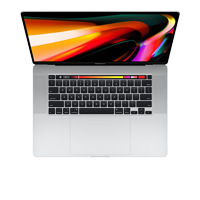 "Image For MacBook Pro 16"" 2.6GHz i7 16GB, 512GB SSD (Silver)"