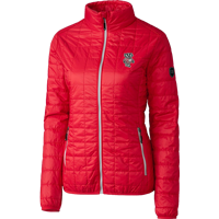 Image For Cutter & Buck WI Women's Rainier Jacket (Red)