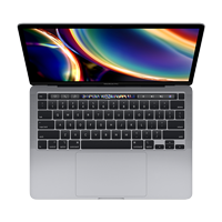"Image For Apple MacBook Pro 13"" 2.0GHz i5 16GB, 512GB SSD (Space Gray)"