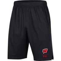 Image For Under Armour WI Locker Shorts (Black) *