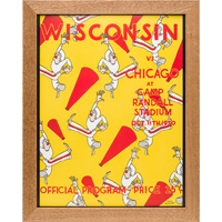 Image For Asgard Press Framed Wisconsin Print (10-11-1930)