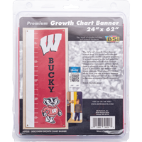 Image For BSI Bucky Badger Growth Chart