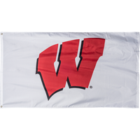 Image For Sewing Concept Wisconsin Flag (White)